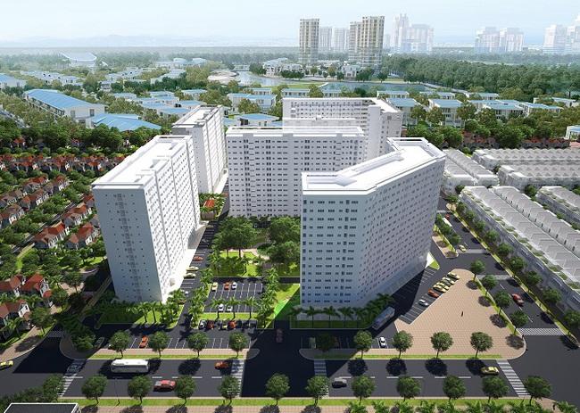 Green Town Bình Tân - Tương lai xanh cho con