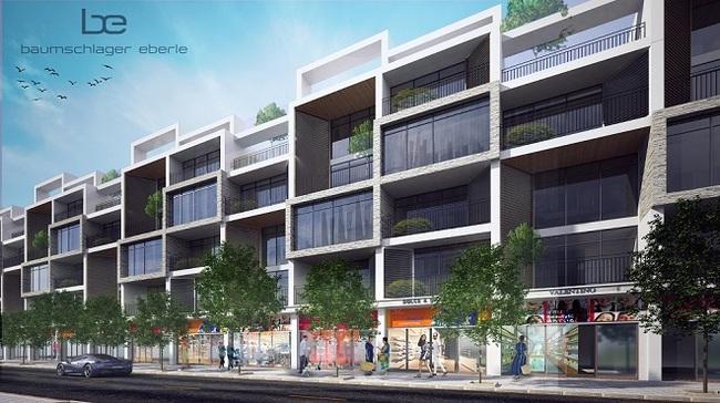 300 khách đăng ký mua  trong 1 tháng, shophouse FLC  Lux City Quy Nhơn giai đoạn 1 hết hàng