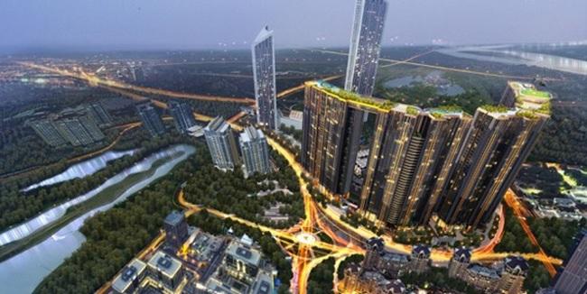 Sunshine City chứng minh giá trị bằng phát triển hệ tiện ích đặc quyền