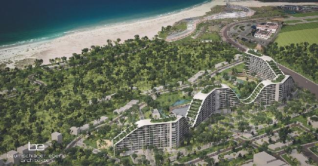FLC Coastal Hill - Bất động sản khách sạn tiêu chuẩn xanh của Mỹ tại Quy Nhơn