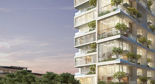 """Serenity Sky Villas – phong cách sống mới tại quận """"quý tộc"""" của Sài Gòn"""