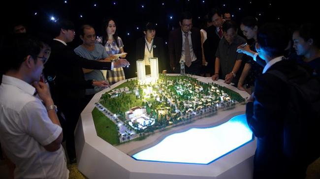 DKRA Việt Nam công bố thành công dự án khu nghỉ dưỡng cao cấp Zenna Villas