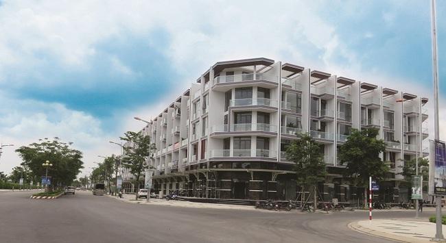 Đầu tư nhà phố hưởng lợi từ sự phát triển mạnh mẽ của thị trường bán lẻ