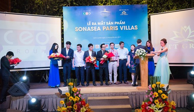"""Sonasea Paris Villas gây """"xôn xao"""" thị trường bất động sản Phú Quốc"""