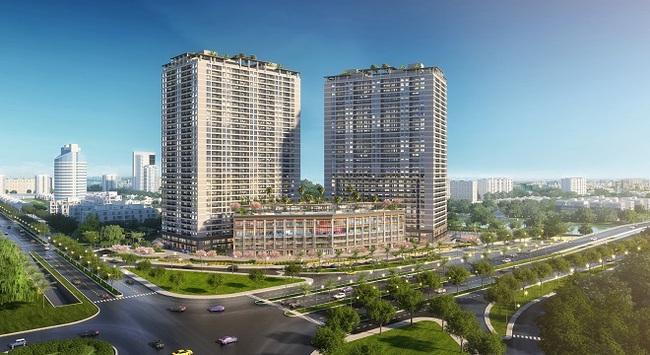 Sở hữu căn hộ giá chỉ từ 1,8 tỷ đồng giữa trung tâm quận 7 Sài Gòn
