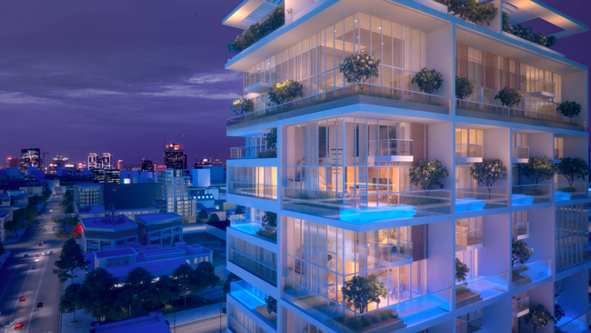 Serenity Sky Villas, sức hút cho đầu tư bất động sản hạng sang