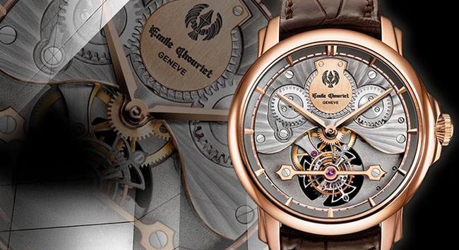 Đồng hồ Emile Chouriet – Khát vọng những kẻ mộng mơ chinh phục thế giới mới