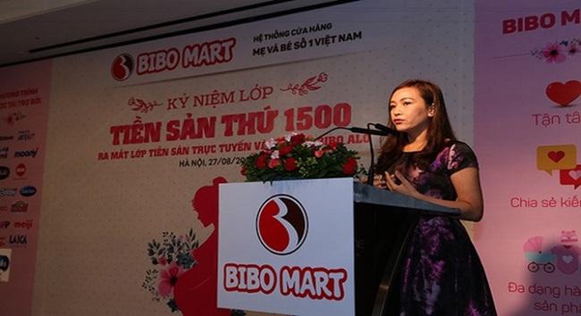 CEO Trịnh Lan Phương hé lộ bí quyết thành công của chuỗi mẹ và bé Bibo Mart