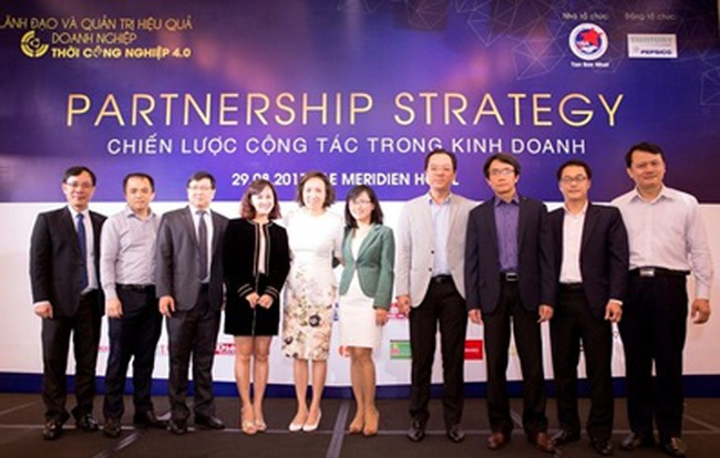 Chiến lược cộng tác trong kinh doanh: Khi khách hàng trở thành đối tác chính