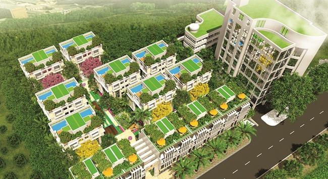 Giới nhà giàu chờ đón biệt thự giá triệu đô ở trung tâm Hà Nội