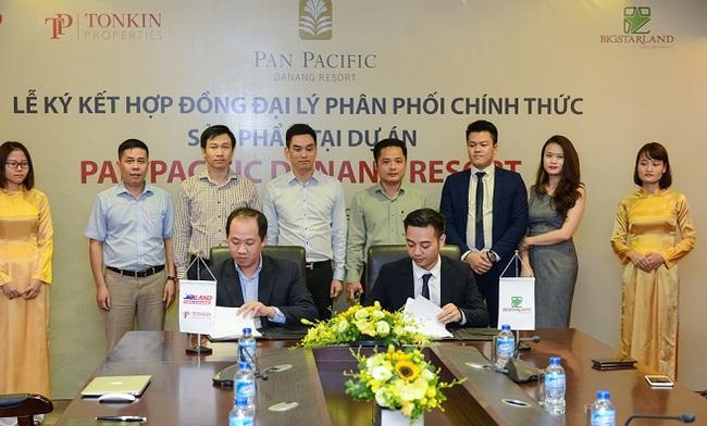 Bigstarland chính thức trở thành đại lý phân phối sản phẩm Pan Pacific Danang Resort