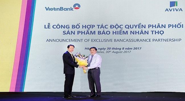 Aviva Việt Nam hướng tới mục tiêu trở thành Công ty Bảo hiểm nhân thọ hàng đầu về Bancassurance tại Việt Nam