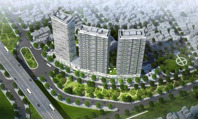 Thị trường bất động sản bên kia cầu Nhật Tân bắt đầu khởi động
