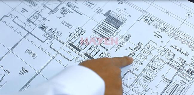HAYEN – Đơn vị tư vấn thiết kế hàng đầu cho các dự án bếp công nghiệp tại Việt Nam