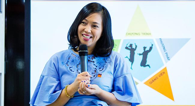 Xây dựng mô hình giáo dục Anh ngữ chuẩn 5 sao quốc tế tại Việt Nam