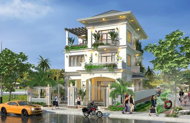 Điểm mặt các dự án nhà phố, biệt thự đáng mua do Đại Phúc làm chủ đầu tư ở Sài Gòn