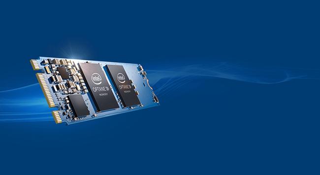 Máy tính mini Intel Rosa nhanh hơn với Intel ® Optane™ Memory