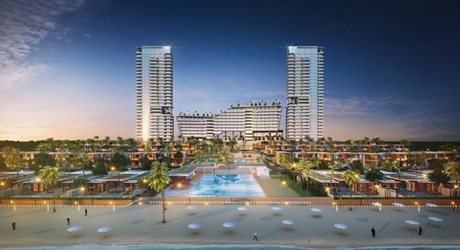 Bất động sản nghỉ dưỡng cao cấp Đà Nẵng xuất hiện đột phá mới
