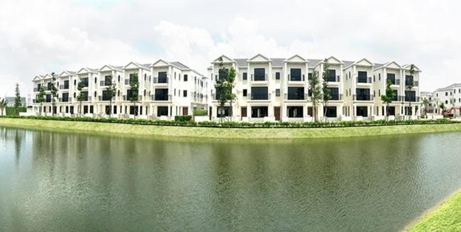 VinaCapital phát triển thành công dự án Nine South estates