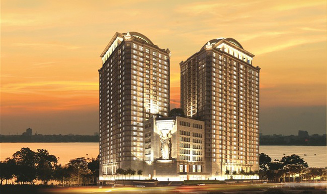 Sở hữu ngay căn hộ cao cấp bên hồ Tây với giá chỉ từ 1 tỷ đồng