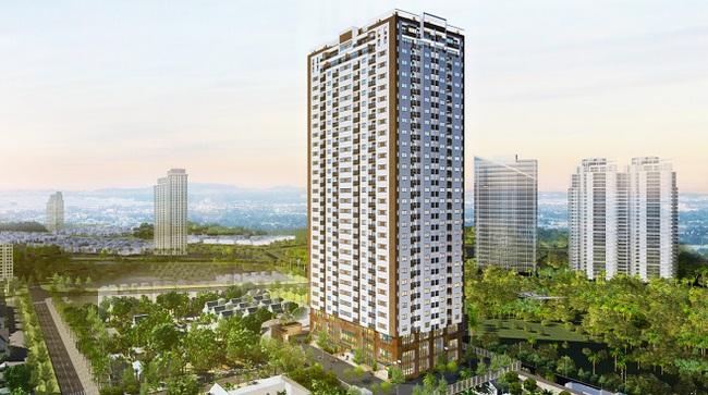 Dự án Starup Tower bổ sung nguồn cung căn hộ tầm trung cho thị trường phía Tây Hà Nội