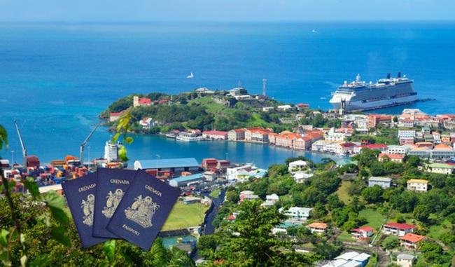 """Grenada - quốc đảo xinh đẹp với tấm hộ chiếu """"quyền năng"""""""