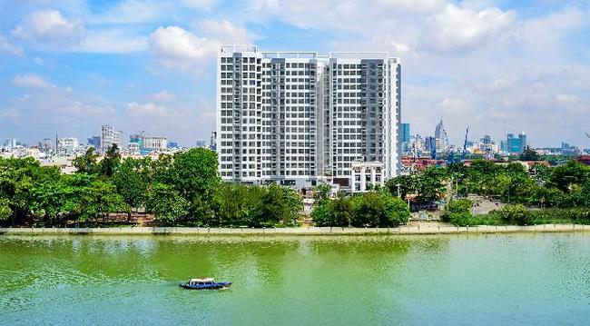 """BĐS trung tâm """"view"""" sông – bất chấp mọi biến động của thị trường"""
