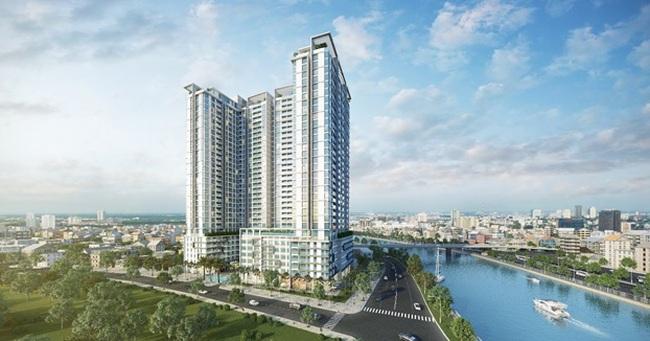 Rót vào căn hộ cao cấp thị trấn ngay trung tâm Tp.  HCM - hướng dẫn mới của người đầu tư