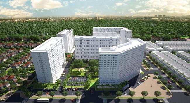 Sớm an cư lạc nghiệp tại GreenTown Bình Tân