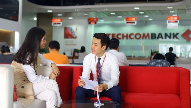 Hút khách theo cách Techcombank