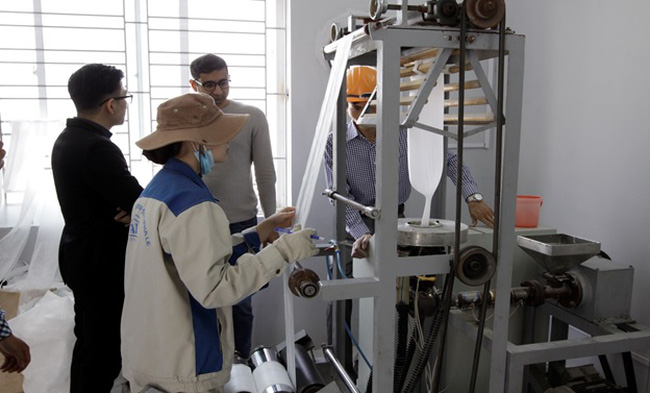Nhựa Pha Lê (PLP) quyết trở thành Top 10 doanh nghiệp sản xuất Filler Materbatch lớn nhất toàn cầu