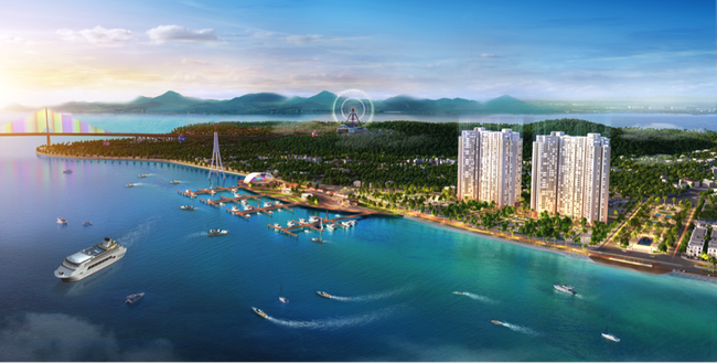 The Sapphire Residence – Chuẩn sống quốc tế bên bờ Vịnh Hạ Long