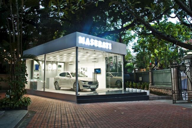 Thưởng thức không gian văn hoá Ý tại ngôi nhà Maserati