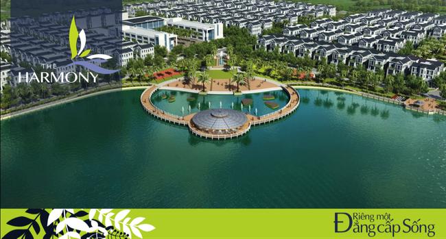 Cơ hội sở hữu sản phẩm nhà liền kề bên hồ dự án Vinhomes Riverside – The Harmony