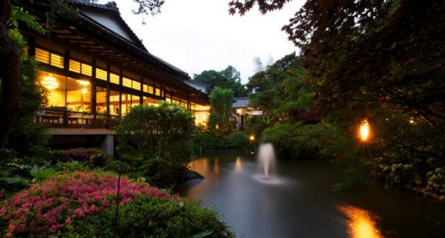 Có một resort Nhật Bản thu nhỏ ngay gần Hà Nội