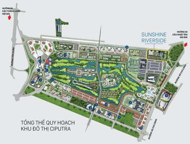 Giải mã sức hút của bất động sản khu vực Nhật Tân - Nội Bài