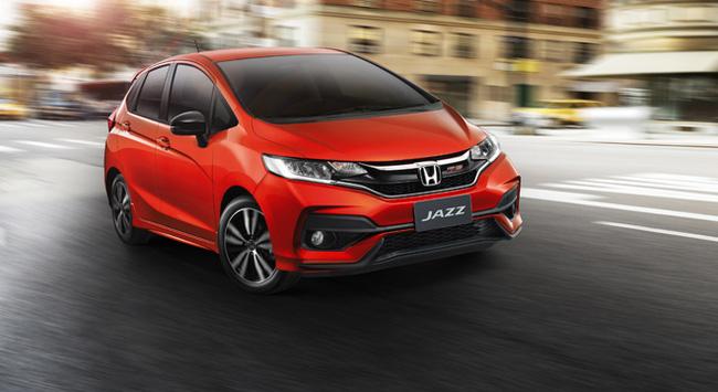 """Honda Jazz - """"Đối thủ"""" mới trên thị trường xe hơi hạng B"""