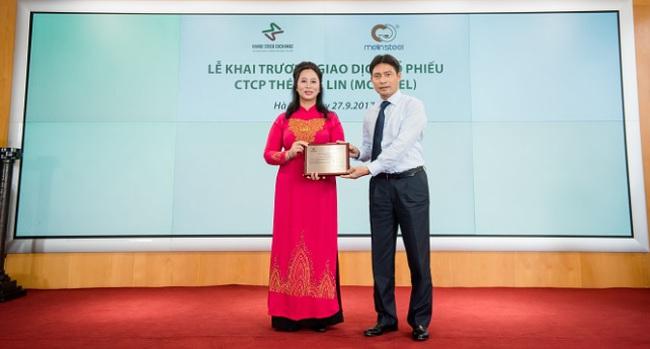 Thép Mê Lin (MEL): Cổ phiếu thép chào sàn HNX
