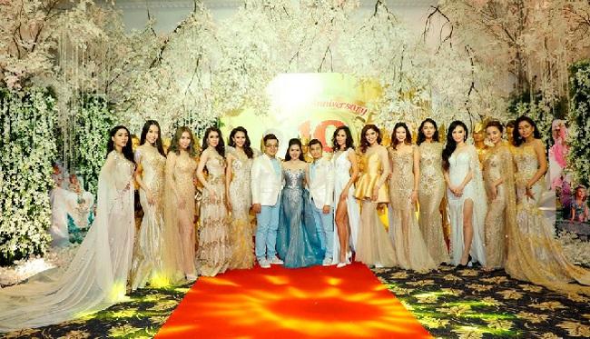 Angel Beauty khẳng định vị thế 10 năm trong ngành làm đẹp