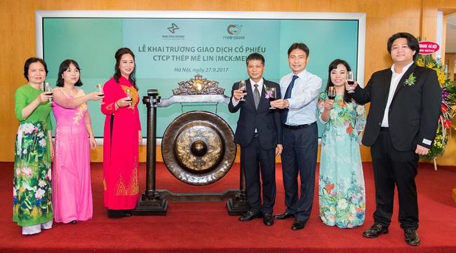 Thép Mê Lin (MEL) thành công nhờ làm tốt bài toán chi phí