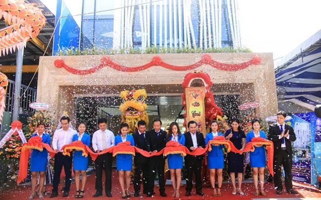 Đất Xanh Miền Trung ra mắt chi nhánh mới theo mô hình Smart Office