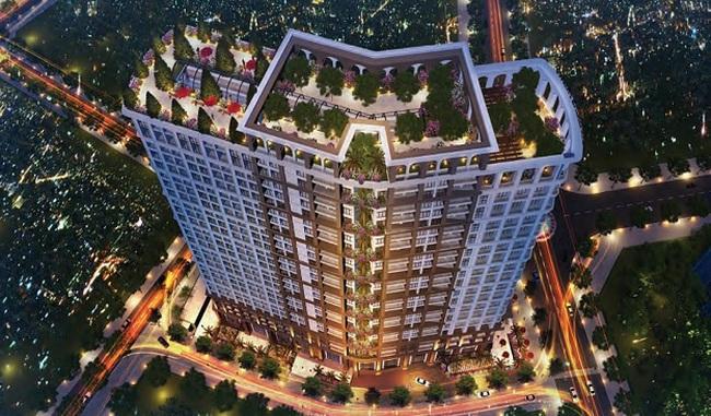 Chỉ 600 triệu đồng, sở hữu ngay căn hộ nội thất 5 sao tại quận Hoàng Mai