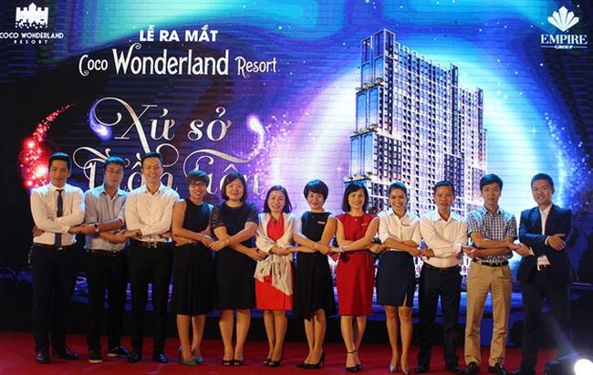 Lễ ra mắt dự án Coco Wonderland Resort – Xứ sở thần tiên được tổ chức thành công tại Hà Nội