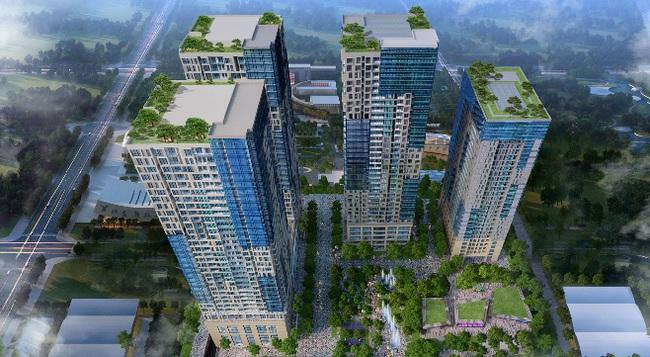 Thị trường BĐS sôi động với căn hộ trung tâm quận Thanh Xuân chỉ 1,2 tỷ