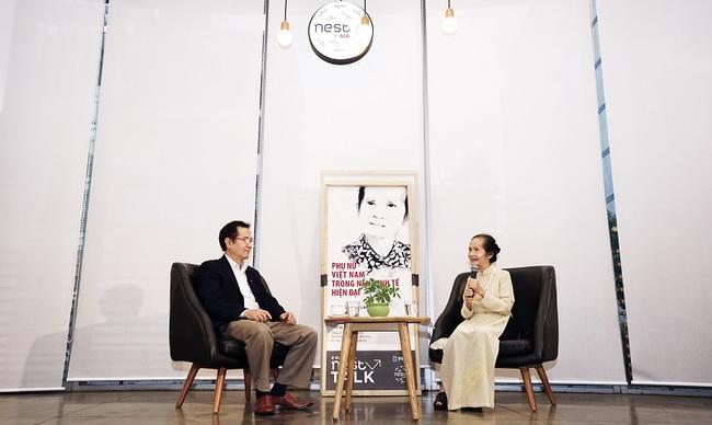 Chuyên gia kinh tế Phạm Chi Lan bàn về sự tự chủ của phụ nữ trong nền kinh tế hiện đại