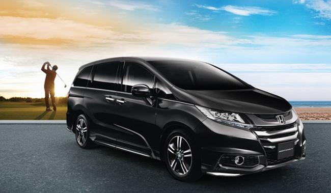"""Honda Việt Nam chính thức giới thiệu Odyssey 2017 mới - """"Trọn tiện nghi, xứng đẳng cấp"""""""