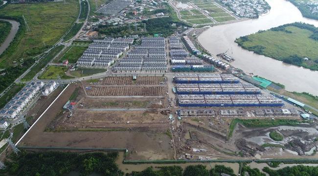 BĐS Nam Sài Gòn: Sôi động cùng sự phát triển của hạ tầng