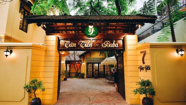 Nhà hàng Tân Tiến Ba Ba Hà Đông chuyển về địa điểm ở quận Hoàn Kiếm