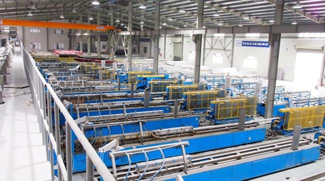 Nhựa Đông Á (DAG): Lợi nhuận quý 3 gần gấp đôi cùng kỳ do nhà máy mới đi vào hoạt động