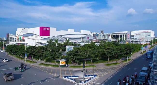 AEONMALL Việt Nam chứng tỏ tham vọng thống lĩnh thị trường bất động sản thương mại trong nước